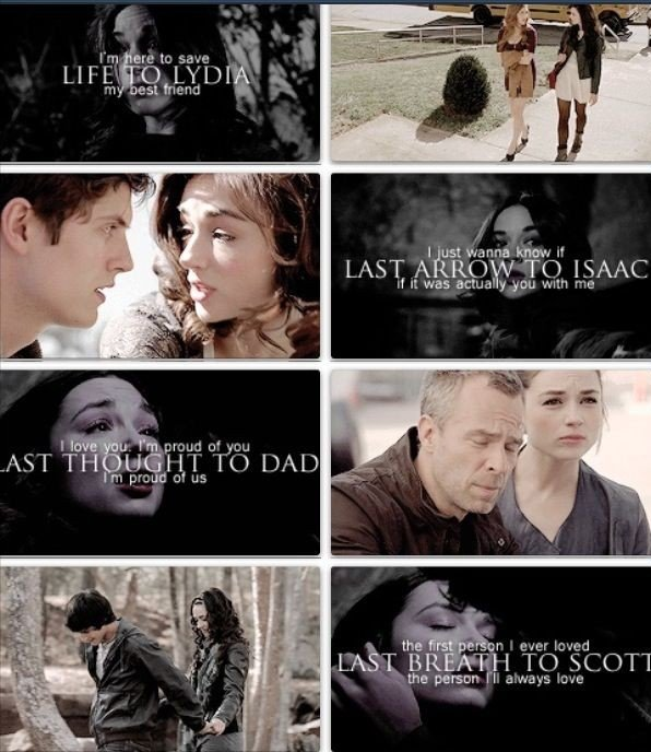 «allison died, she died saving her frie...