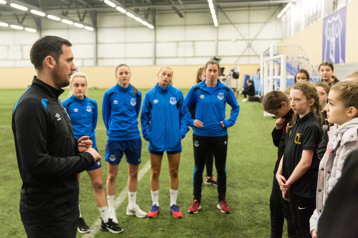Image result for everton women training