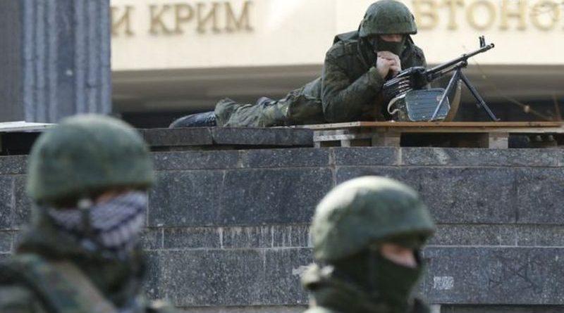 Проведение выборов президента РФ в оккупированном Крыму ставит под сомнение их общую легитимность, - МинВОТ - Цензор.НЕТ 9972