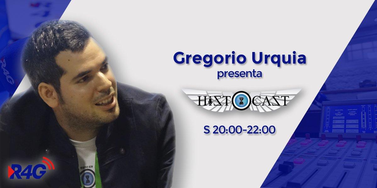 ¡Comienza @HistoCast presentado por @gre...