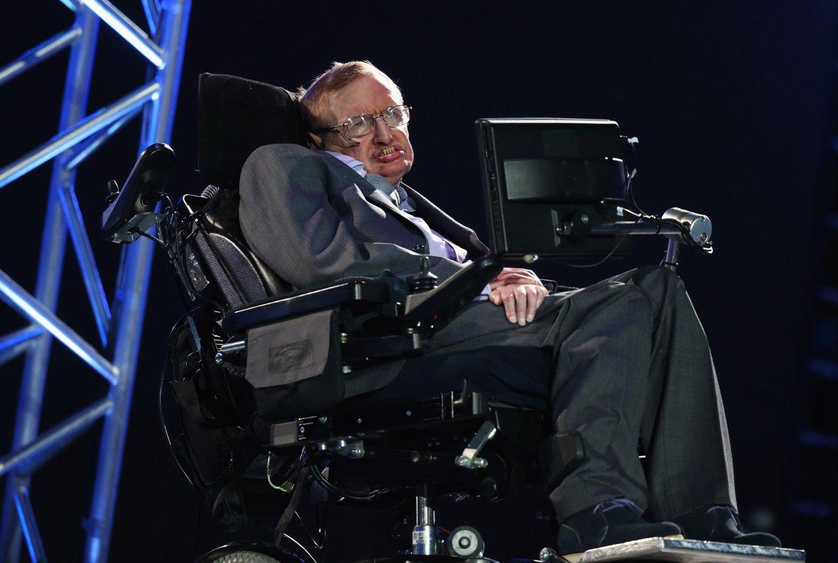 How Stephen Hawking's biggest achievement linked opposing worlds of physics https://t.co/sStwAViSZ3
