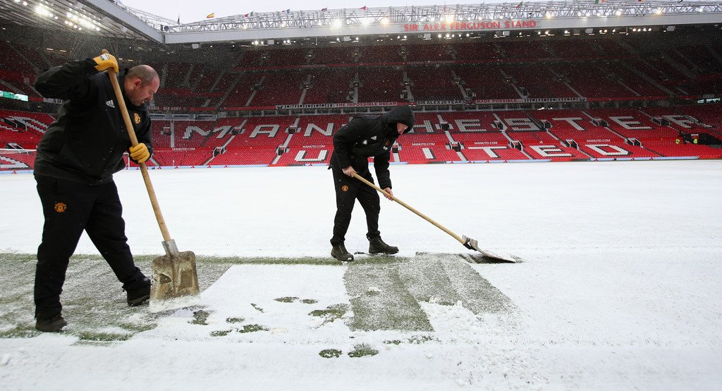 Manchester United-Brighton & Hove Al...
