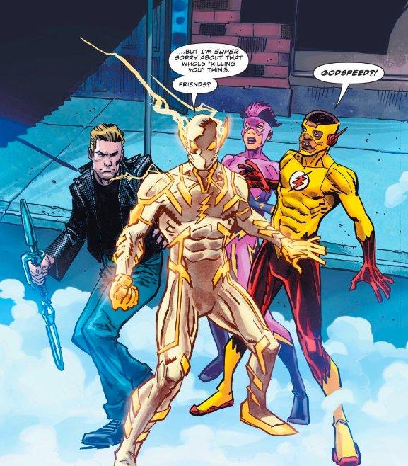 22+ Godspeed Dc Comics Images
