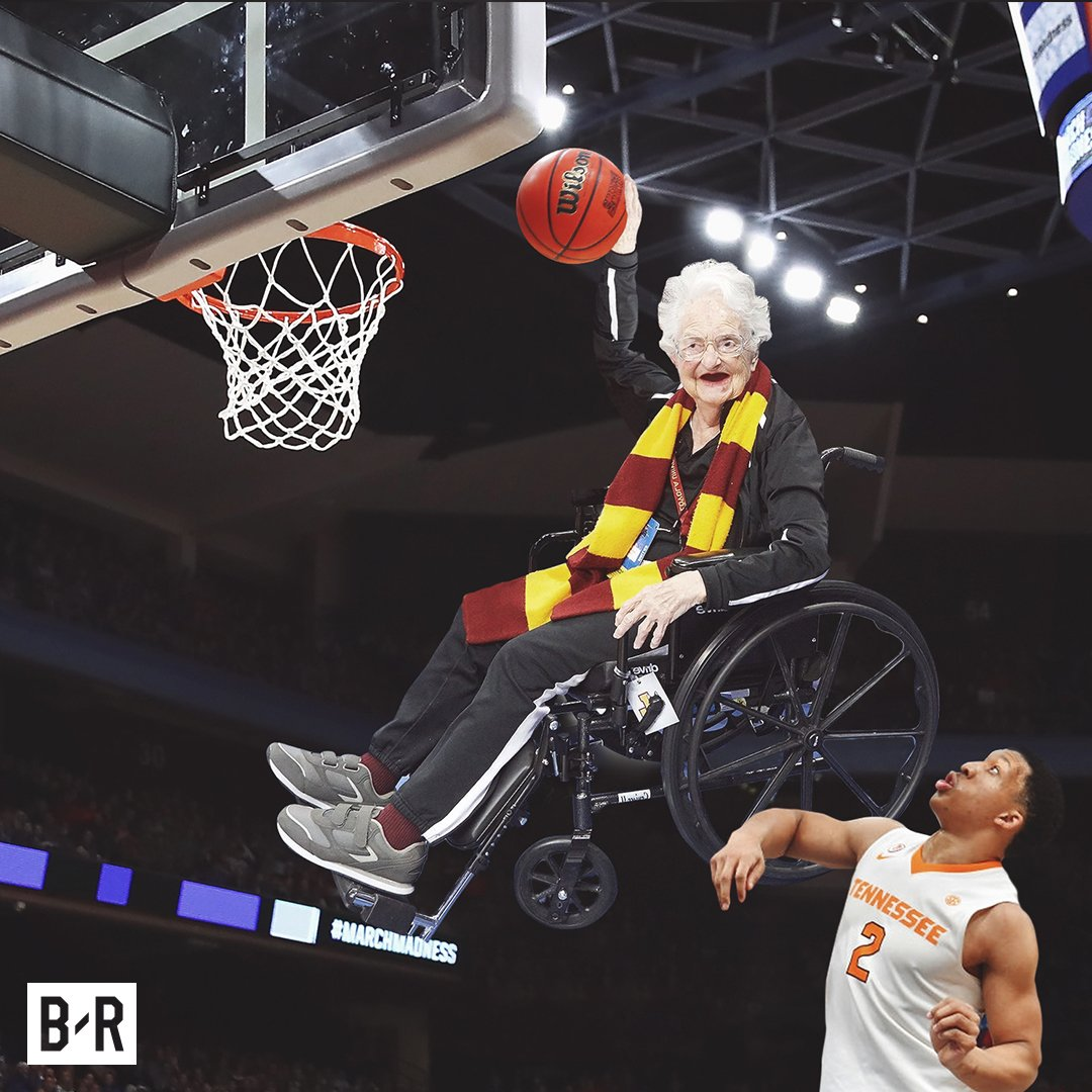 Sister Jean and Loyola-Chicago are headed to the Sweet 16. https://t.co/np0tndwAgv