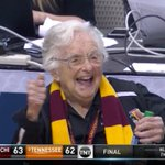 RT @ThePostGame: SISTER JEAN AND LOYOLA TO THE SWE...