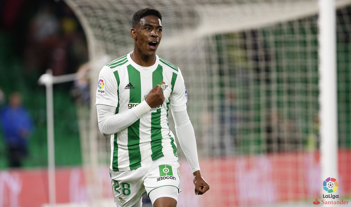 DESCANSO #RealBetisEspanyol 1-0  ¡Júnior...