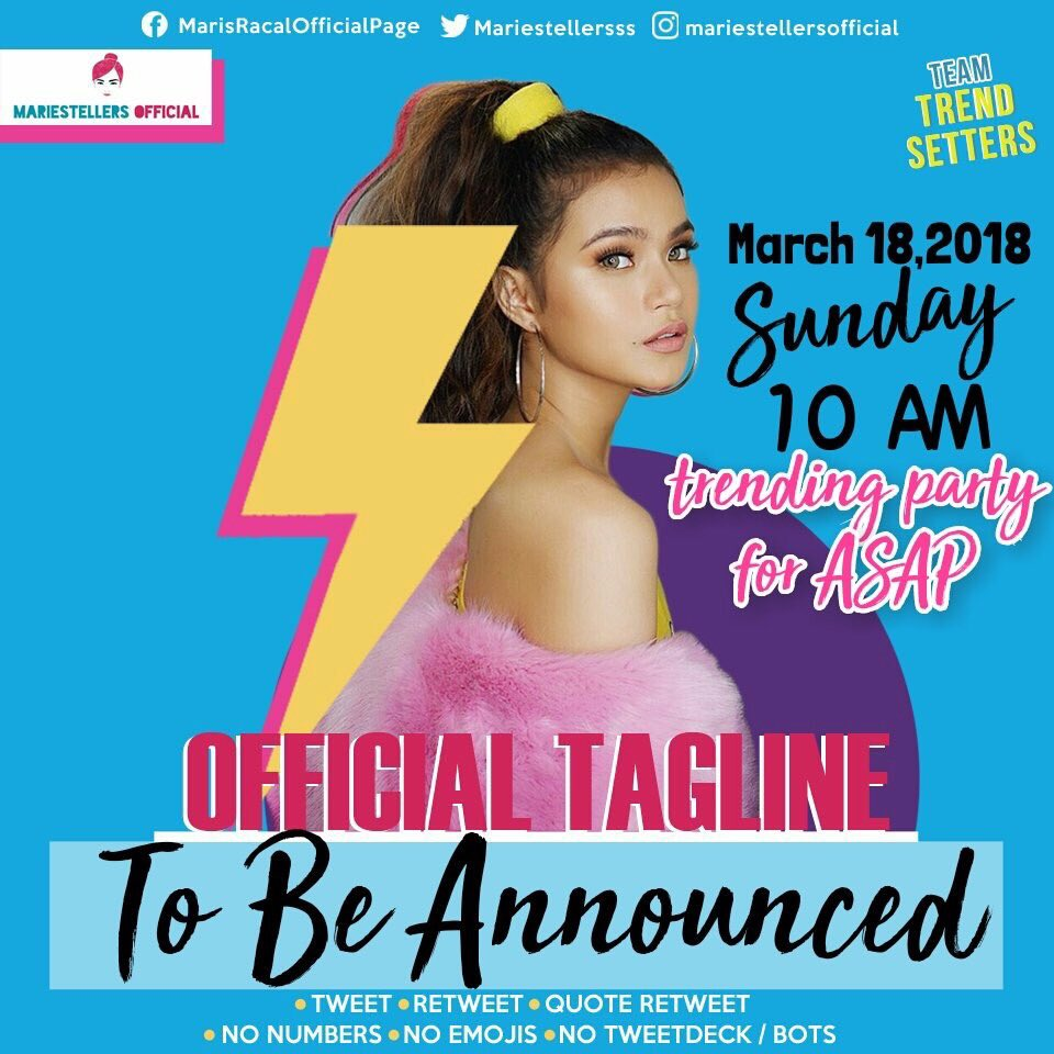 Twitter party later at 10AM! Follow @Tea...