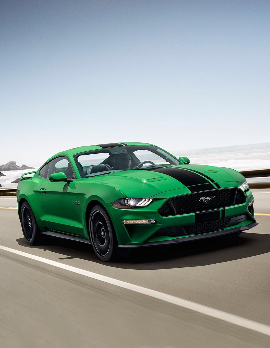 Motortrend on twitter need for green 🍀 ford mustang