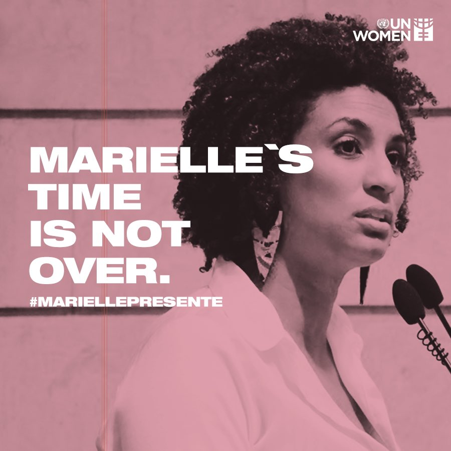 Image result for Marielle Franco quote