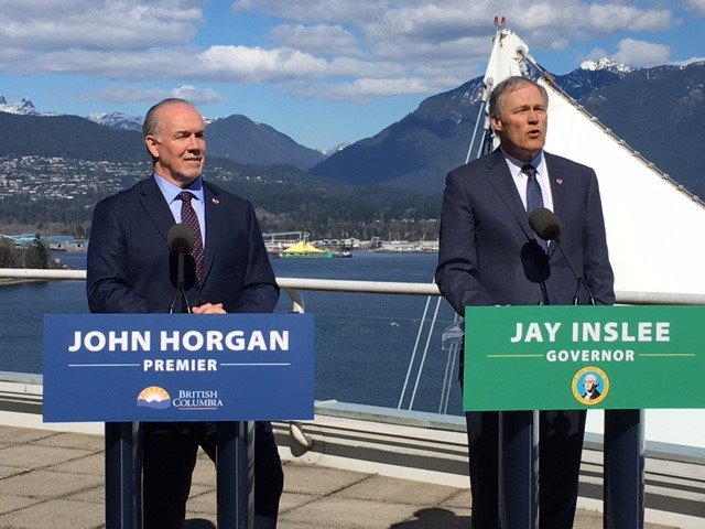 ICYMI: BC to help fund high-speed rail study between Vancouver, Seattle https://t.co/0L7L060r0r