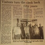 An old article from 1981 about the history and unfortunate demise of Brynmawr lido. Such a shame so many suffered this fate.