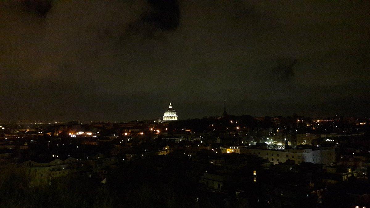 Roma by night...