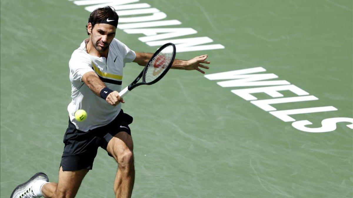 #BNPPO18 | Federer sufre ante Coric pero...