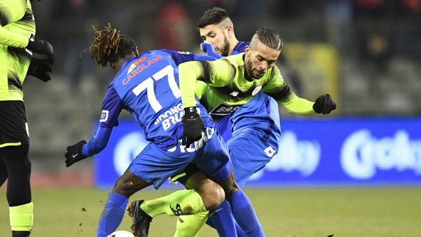 #CoupeDeBelgique Le Standard souffre en fin de match : 0-0 https://t.co/nukaY70OAK  #direct #gensta