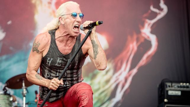 Happy Birthday Dee Snider!! Still Twisted after all these years!