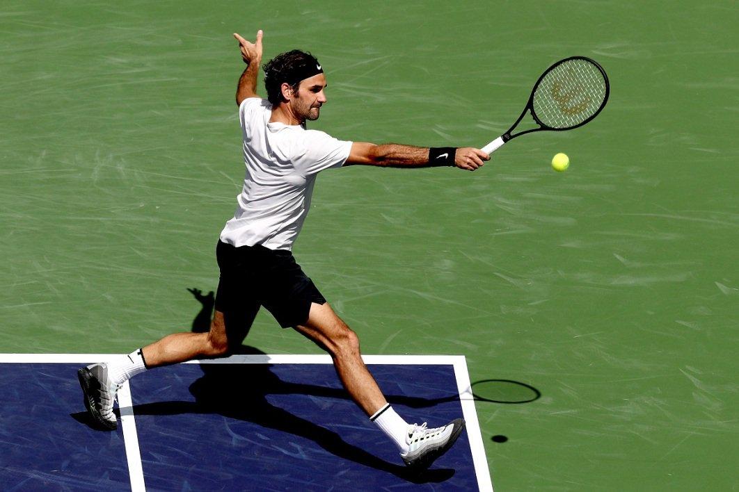 Indian Wells: Federer résiste à Coric et...