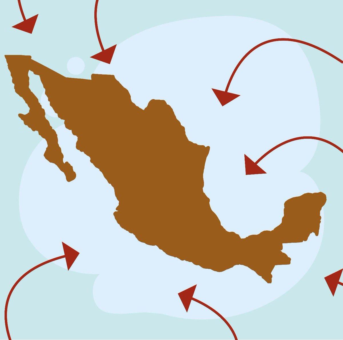 ¿#SabíasQue Del 2000 al 2018, en México...