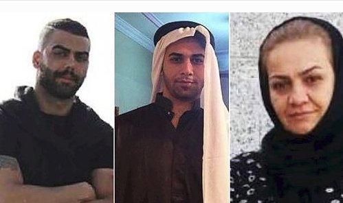 احتجاز عدد من المواطنين الأهوازيين على أ...