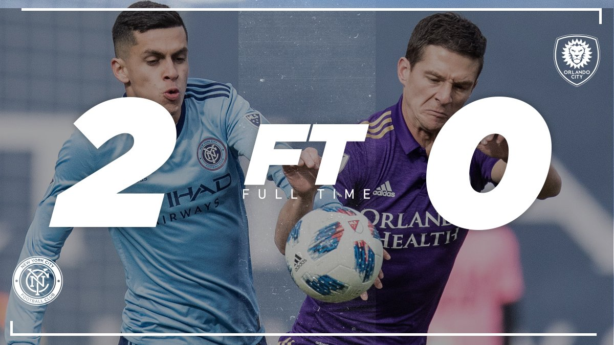 FT: @NYCFC get the win 2-0 without @Guaj...