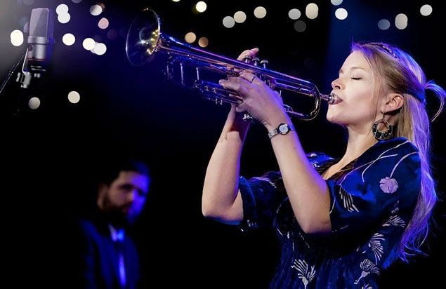 ON SALE NOW! Winner of the 2017 JUNO Vocal Jazz Album of the Year, jazz trumpeter BRIA SKONBERG comes to RiverJazz pres. by @ConcannonCPA on 6/6! Info: buff.ly/2HBV12L