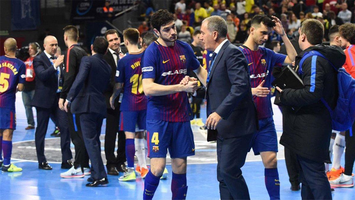 #FCBFutsal | El Barça Lassa debe reaccio...