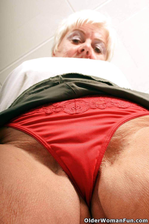 Sexy Senior Ladies on Twitter: Senior Lady #2275 #granny
