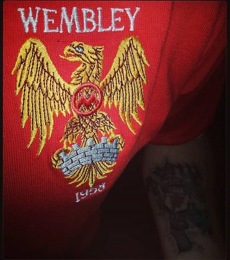 Wembley nos espera ❤️🔴 https://t.co/4APc...