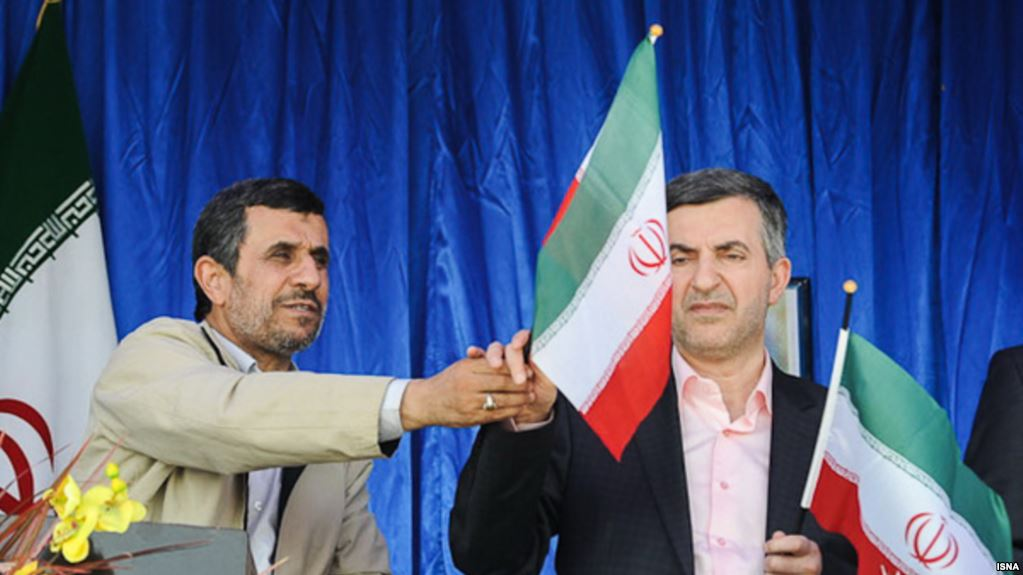 Iranian authorities say they have detained a close ally of former hard-line President Mahmud Ahmadinejad, former Vice President and chief of staff Esfandiar Rahim Mashaei. https://t.co/jW5CfKRtYn