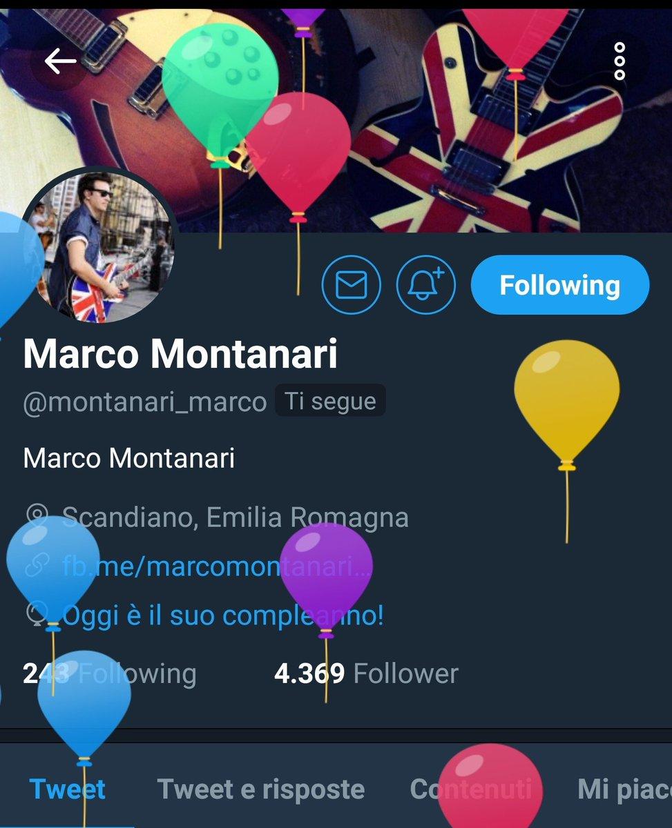 Ilupidiermal On Twitter Buon Compleanno Marco Da Tutti Noi Lupi