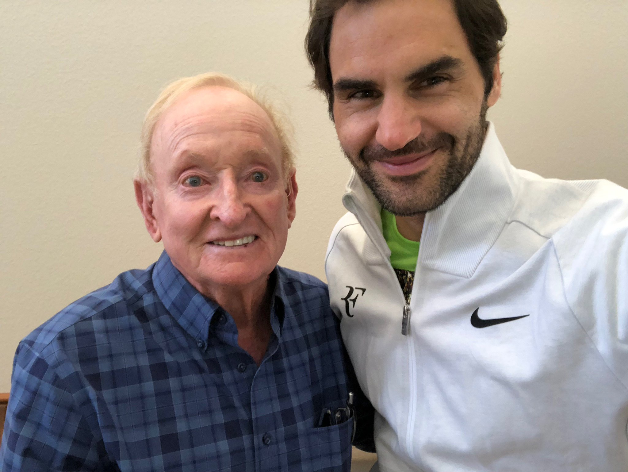 Are you ready for Chicago������?@nickkyrgios @rodlaver #LaverCup #TeamEurope https://t.co/Izp2UasglU