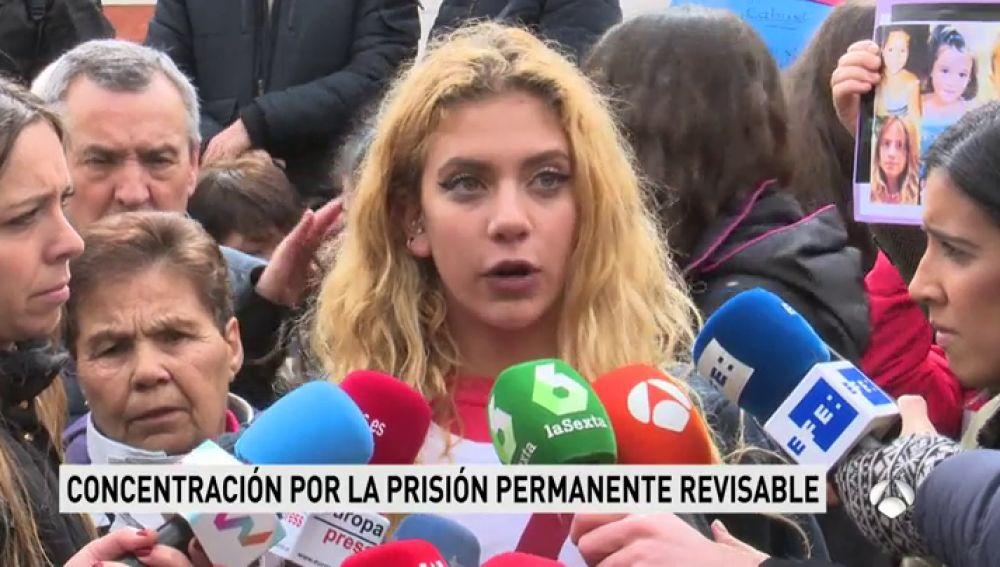 El llamamiento de la hermana de Diana Quer: 'Que el hombre que ha matado a mi hermana pueda estar fuera en 7 años es una injusticia' VÍDEO▶️  https://t.co/vzeQUYyeZX