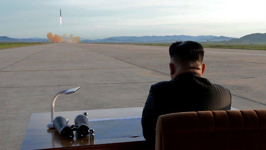 BND-Warnung: Nordkoreas Atomraketen können Deutschland erreichen https://t.co/8AVa2sz8W7