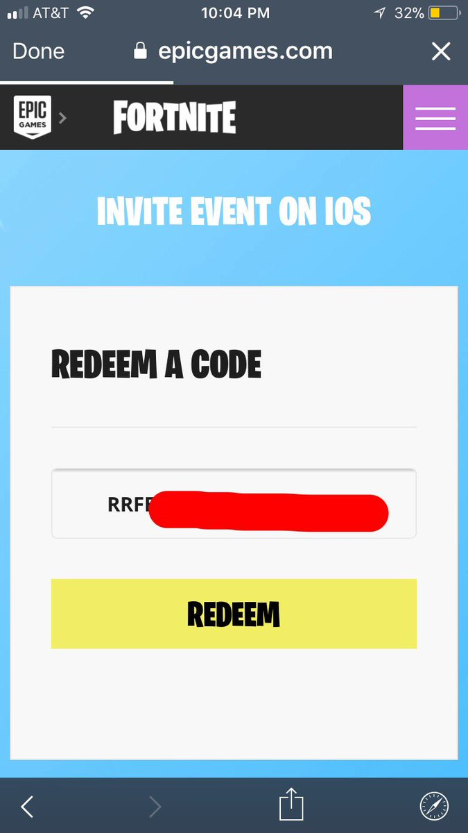 Fortnite mobile codes redeem | Fortnite Redeem Code Generator  2019