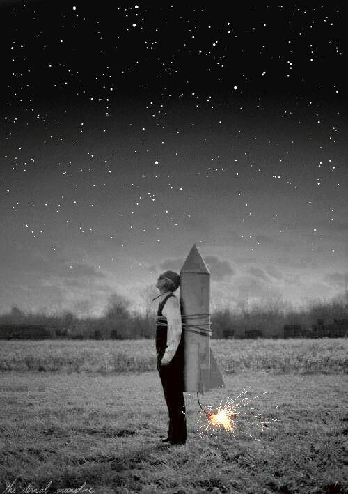 Cada noche te busco en las estrellas, pe...
