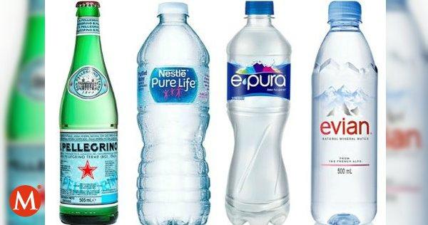 ¡Aguas con el agua! En #México, estas bo...