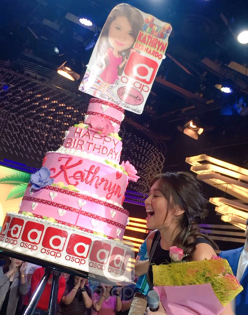ASAP ABSCBN on Twitter Happy birthday to the Queen of Hearts Box