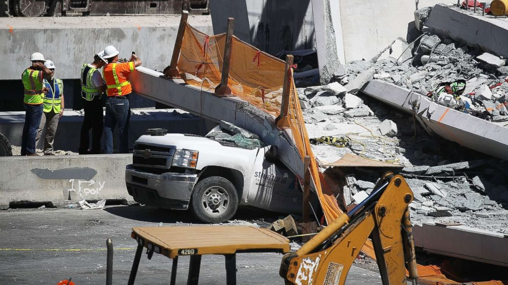 4 victims of FIU bridge collapse identified by police https://t.co/g5WdeFRVZF