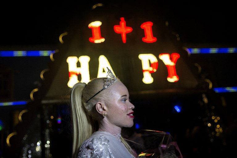 Zimbabwe crowns first Miss Albinism in d...