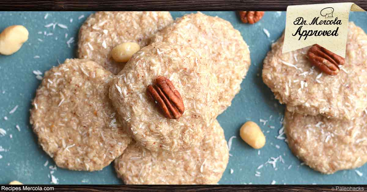 You'll Go Nuts Over These Nutty Keto Cookies https://t.co/KgShfFiycp #natural #healthnews