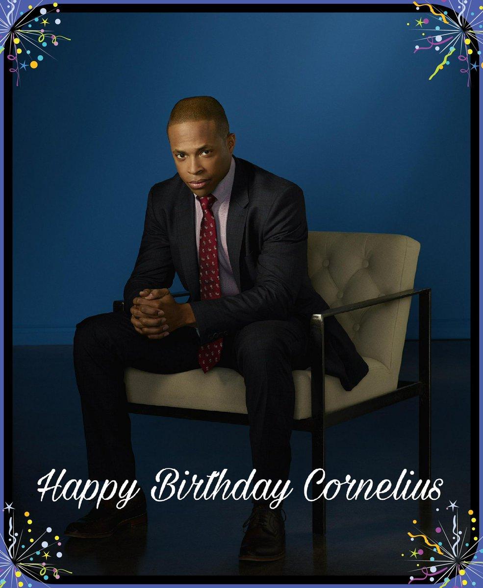 Happy Birthday @CorneliusSJr we'll miss...