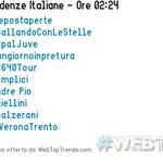 In Italia #cepostaperte è entrato nei Top Trends o...