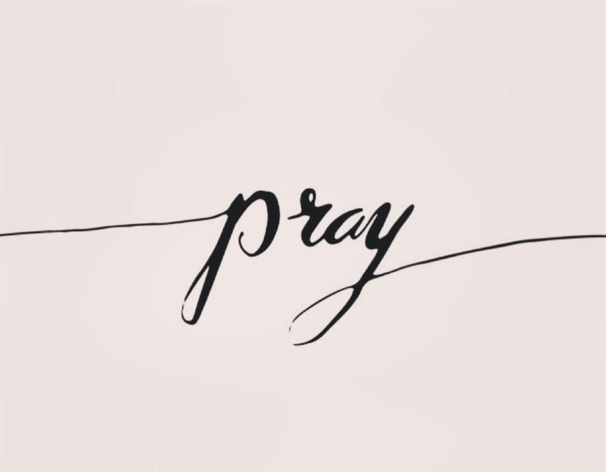 Pray, it is Powerful! https://t.co/7GkxN...