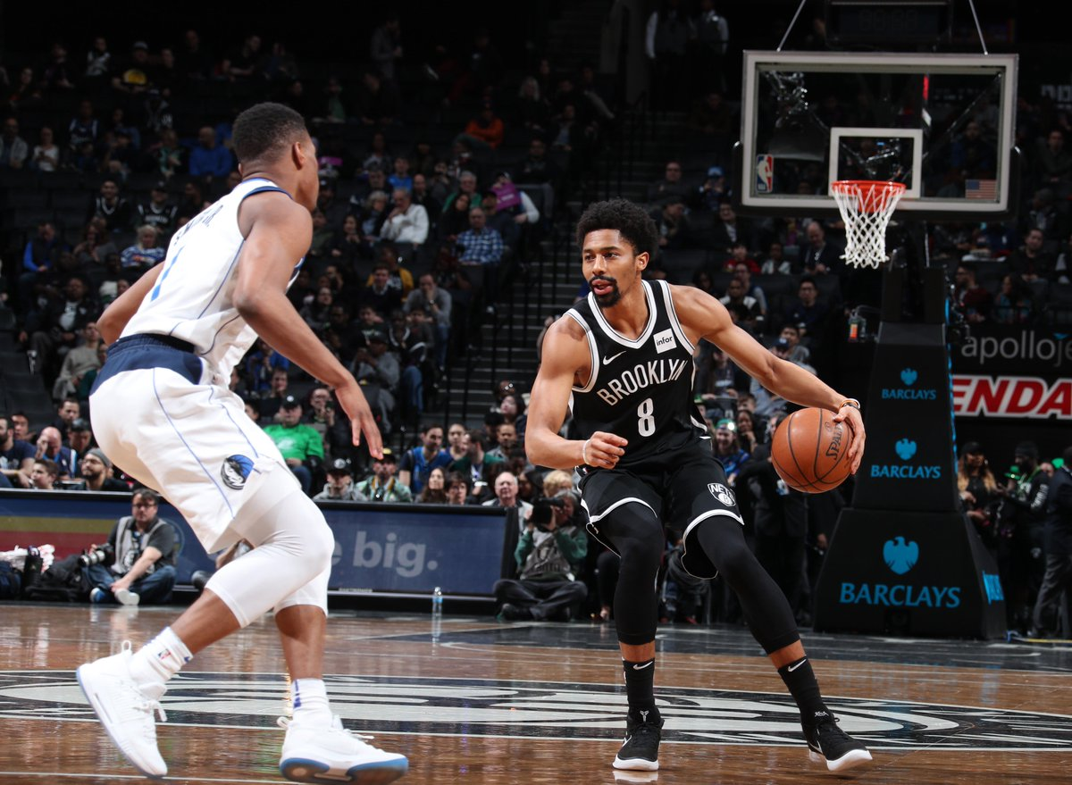 The @BrooklynNets take it at Barclays!...