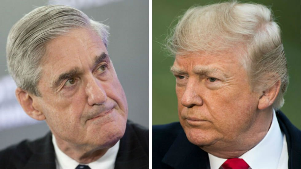 #BREAKING: Mueller gives Trump's legal team questions for potential interview: report https://t.co/FlKJwZGC6q