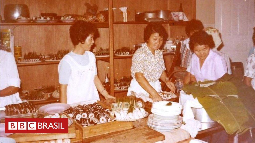 Sushi de feijão e shoyo de tucupi: como imigrantes japoneses recriaram pratos típicos na Amazônia https://t.co/cyLxaOCnr2