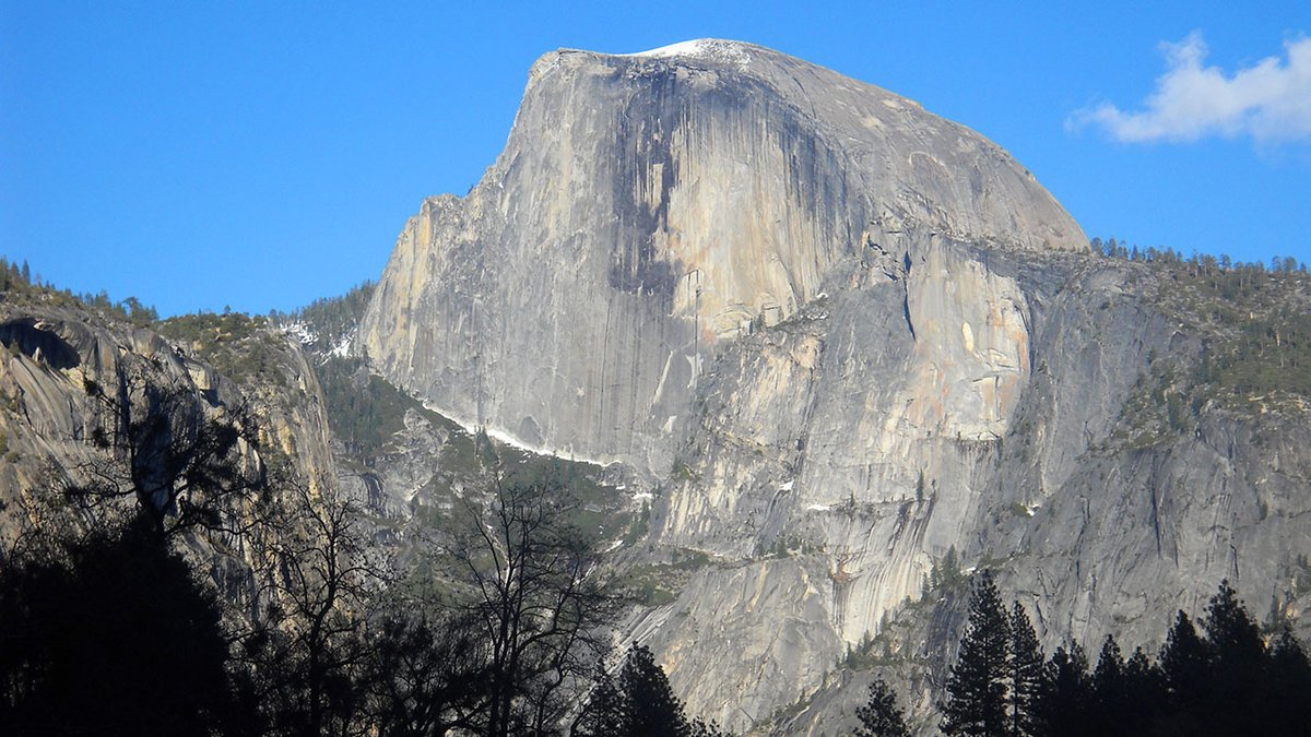 Yosemite's Half Dome climbing-permit lottery now open https://t.co/tDHSQlB9Jc
