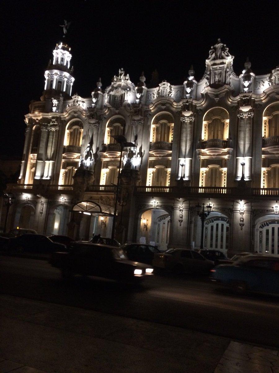 Buonanotte e a domani se vi va #Avana #Cuba