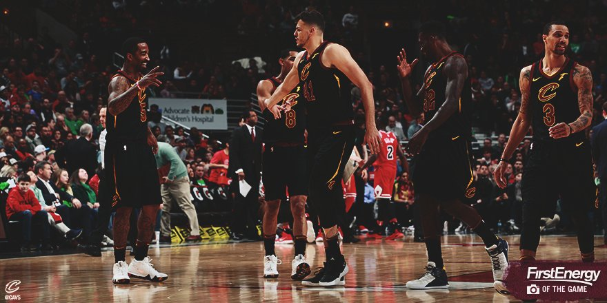Tonight we swept the four-game season series against Chicago for the first time since 2005-06.  #AllForOne