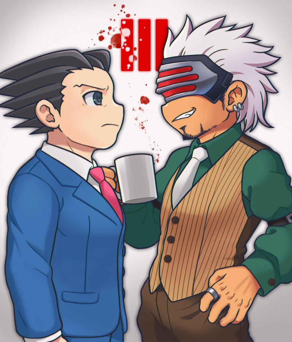 逆転裁判3アニメ化おめでとう