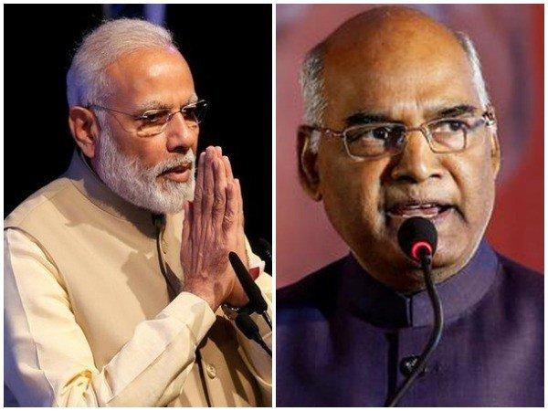President #Kovind, #PMModi extend New Ye...